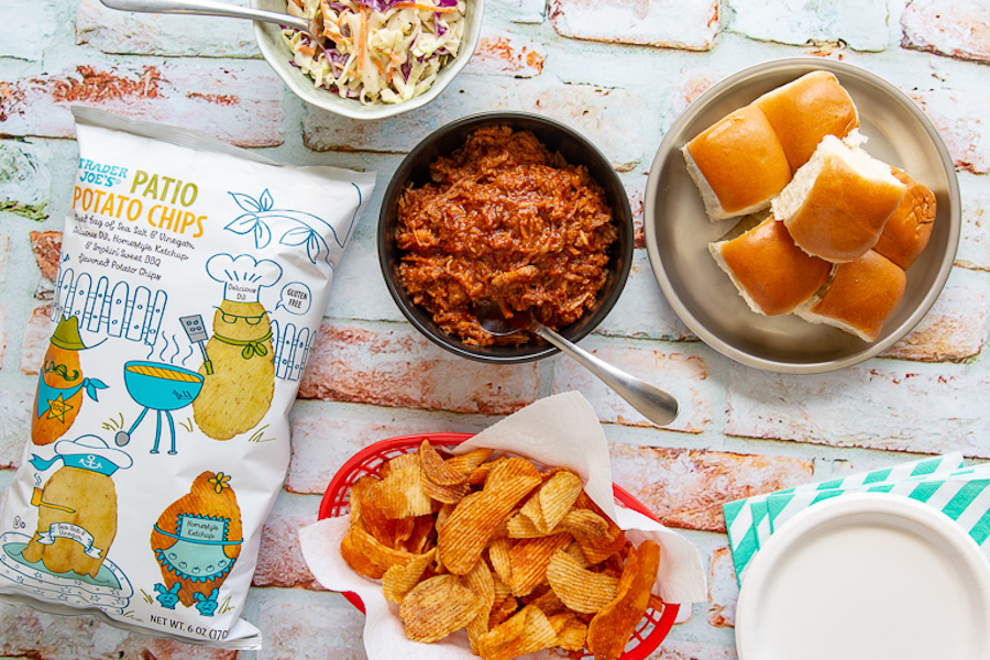 5 of our favorite Trader Joe's summer barbecue picks, because summer is definitely not canceled