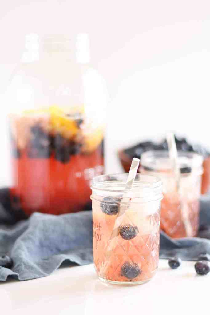 Creative ways to use berries this summer: Add them to your drinks!