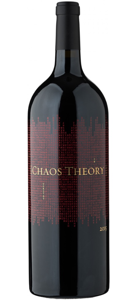 Brown Estate Vineyard's Chaos Theory wine makes a great Father's Day gift and supports a black-owned vineyard from California