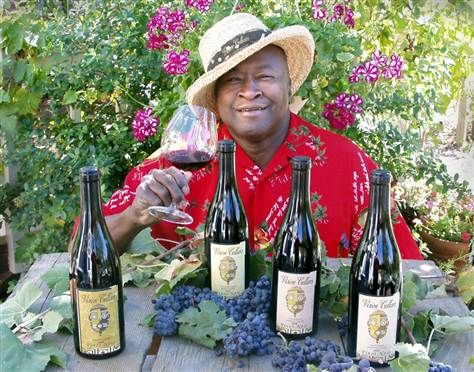 Wine Club from Mac MacDonald's Vision Cellars: Fathers Day food gifts supporting Black-owned businesses