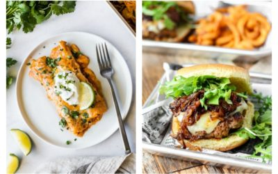 Weekly meal plan: 5 easy and delicious meals for the week ahead