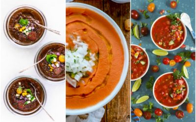 3 gazpacho recipes to keep on hand for summer, from totally authentic to quick and easy