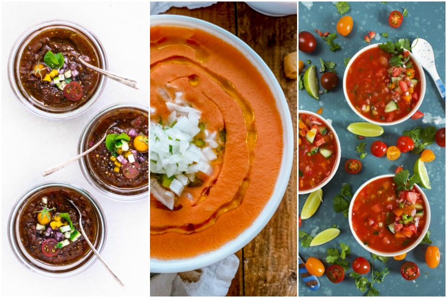 3 gazpacho recipes to bookmark: from The View from Great Island, Spain on a Fork, and The Suburban Soapbox