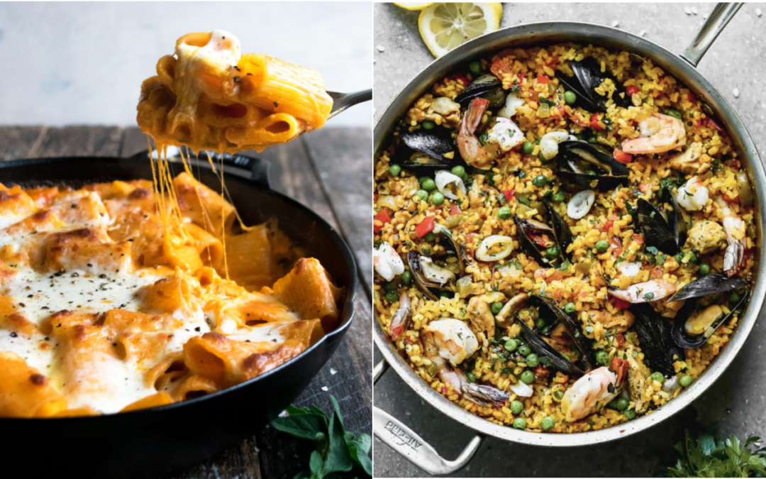 Weekly Meal Plan: 5 vacation-style dinner ideas to make right at home.