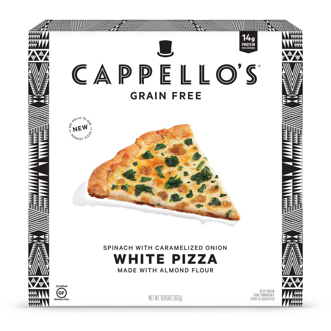 The best gluten-free pizza brands from our readers:  Capello's Grain Free Pizza