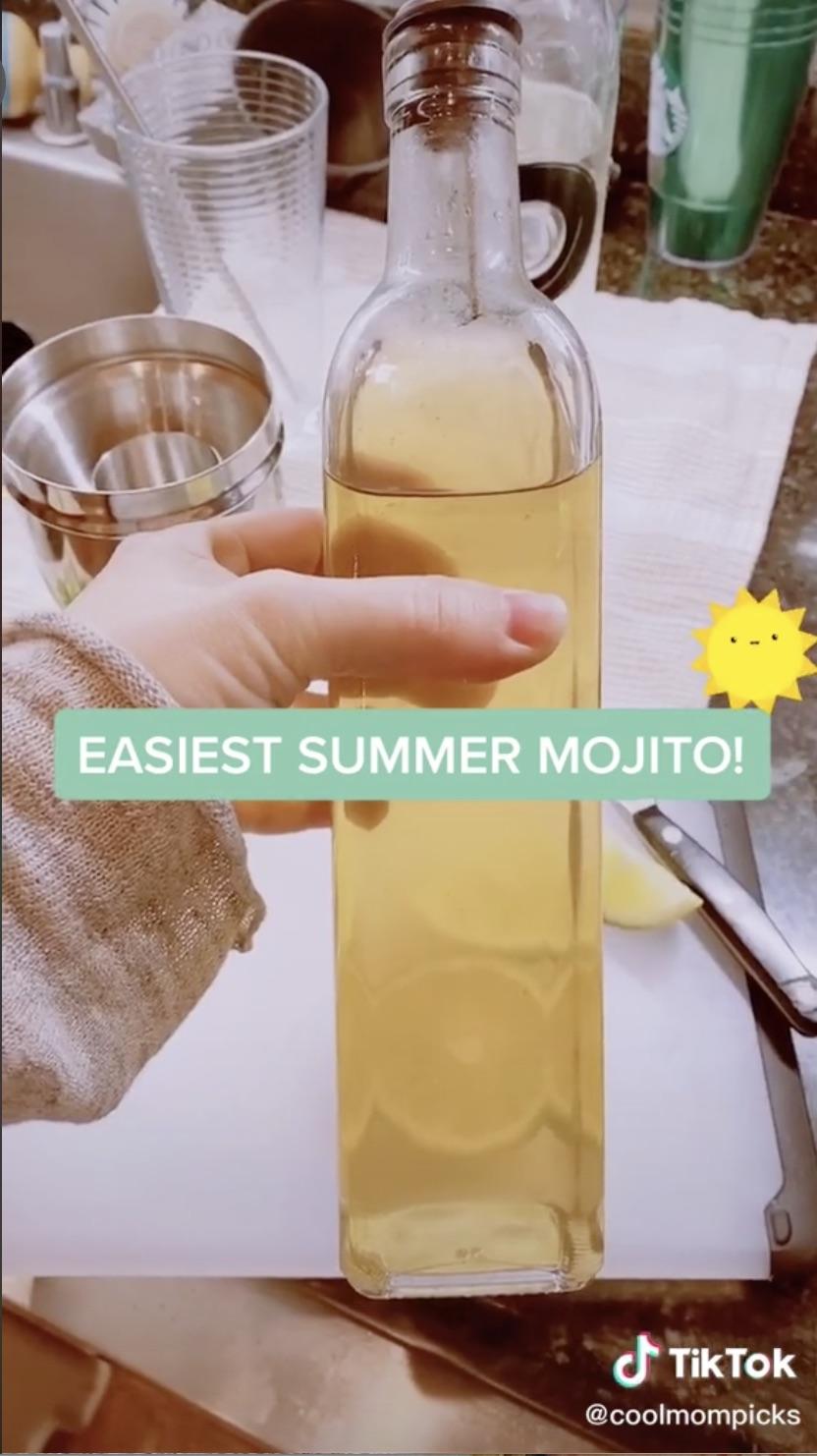 Easiest summer mojito recipe | Cool Mom Eats