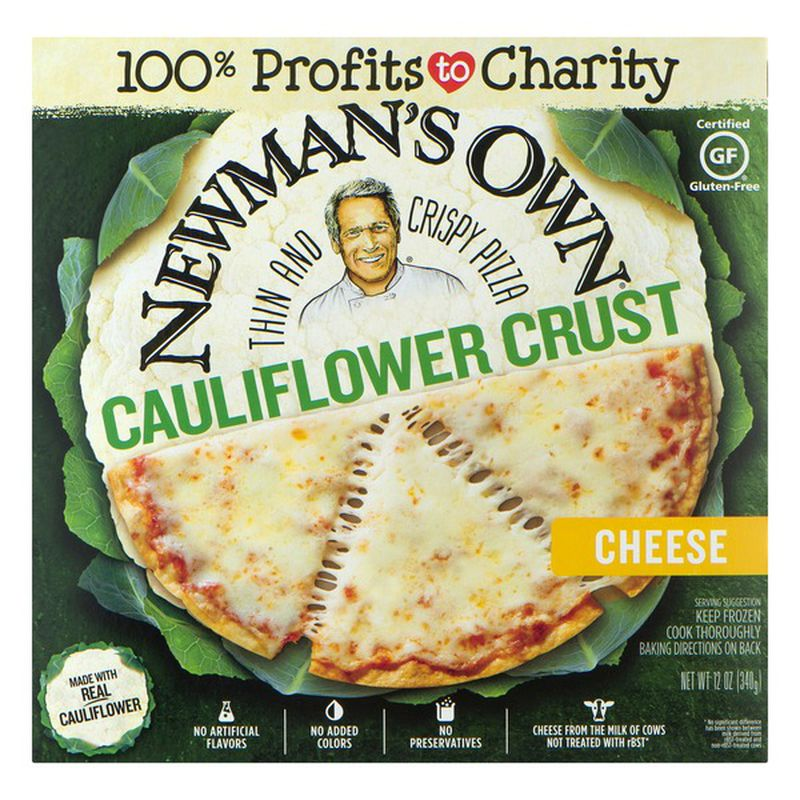 The best gluten-free pizza brands from our readers: Newman's Own Cauliflower Crust
