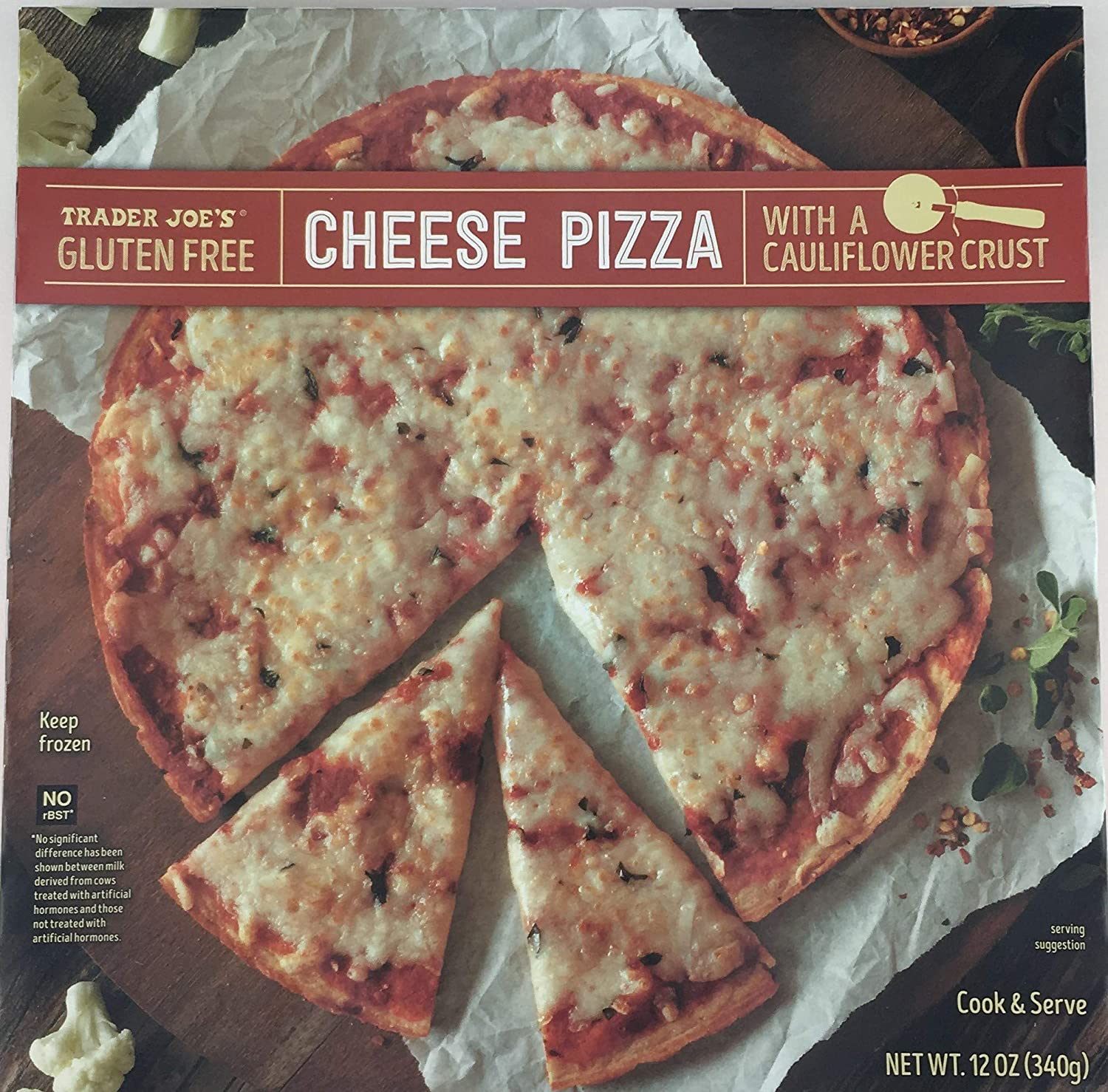 The best gluten-free pizza brands from our readers: Trader Joe's Gluten Free Pizza