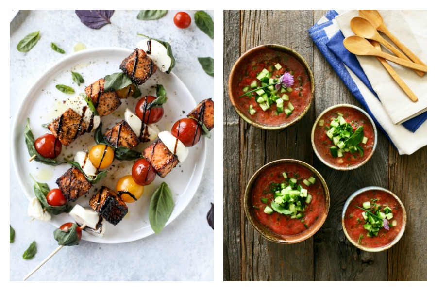 Weekly Meal Plan: 5 easy summer dinners the whole family will eat