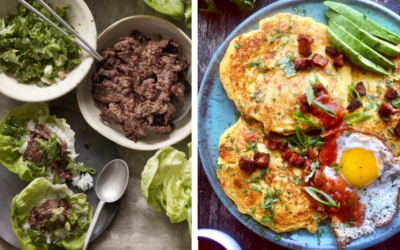 Weekly Meal Plan 220: 5 easy family favorites for sliding back into the busy season.