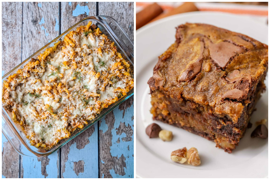 12 creative pumpkin recipes you can eat all day long, to make the most of fall's essential ingredient.