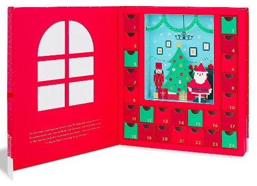 Best food Advent calendars of 2020: Sugarfina Advent Calendar filled with 24 sweets