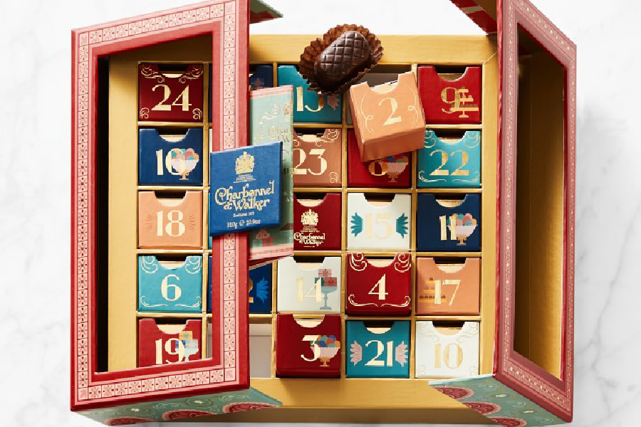 The best food Advent calendars of 2020: From truffles to jerky to wine, over a dozen of the most delicious ways to countdown to Christmas