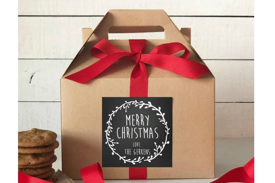 We love these 10 festive ways to package Christmas cookie gifts | Holiday Gifts