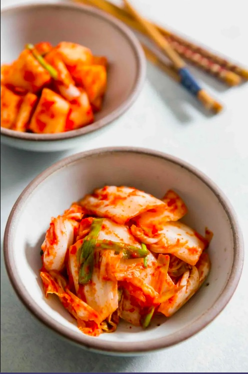 Table for Two's homemade kimchi recipe makes a great holiday gift to make ahead