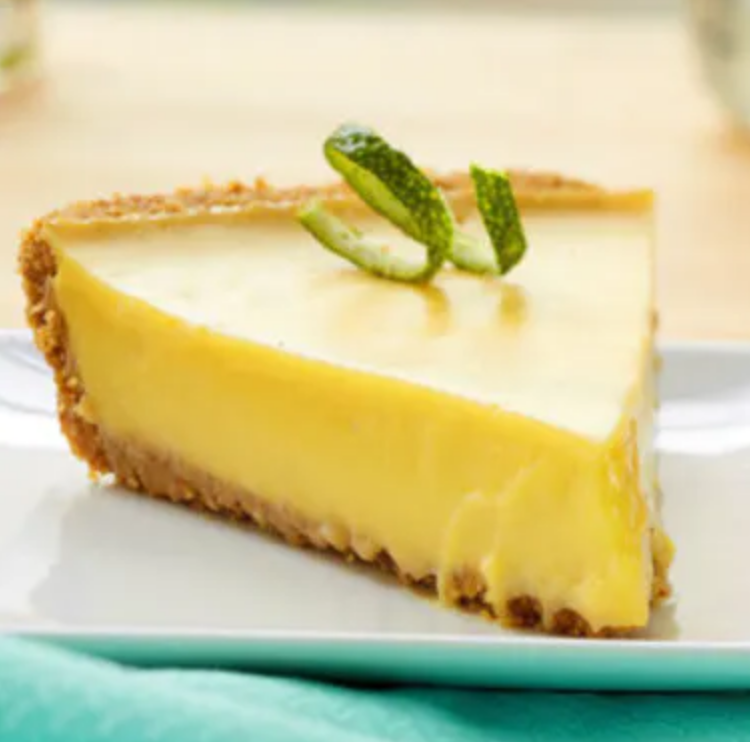Gifts to send to family who can't be with you this Thanksgiving: Key Lime Pie from LittlePieShop