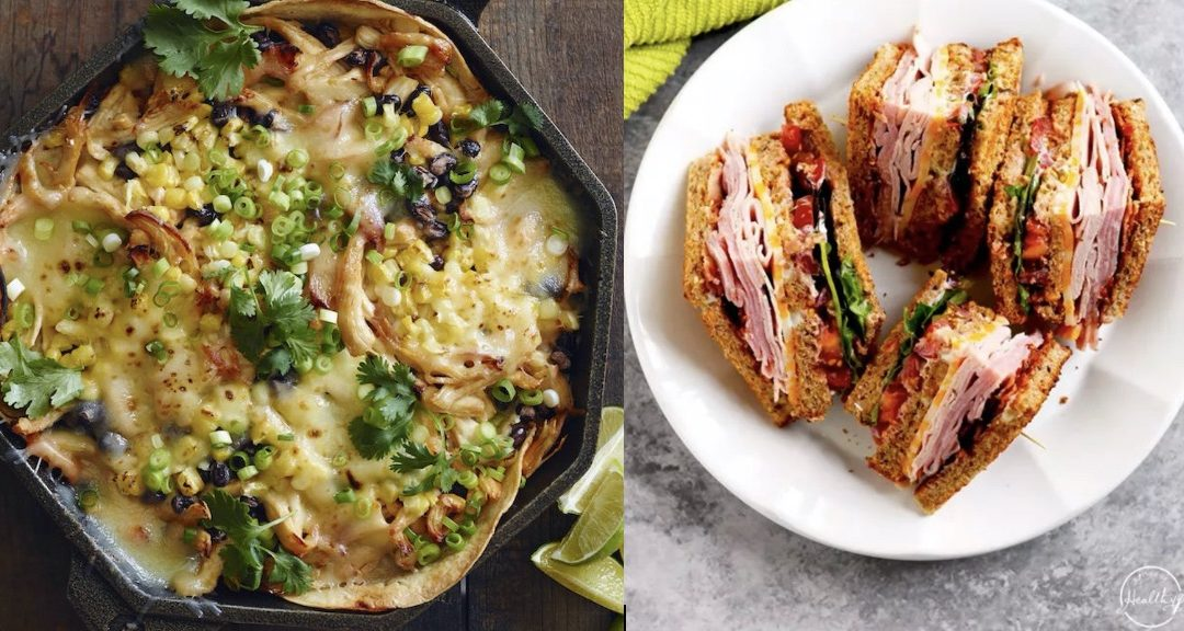 Easy family dinners for the week because the burnout is real | Weekly Meal Plan 231