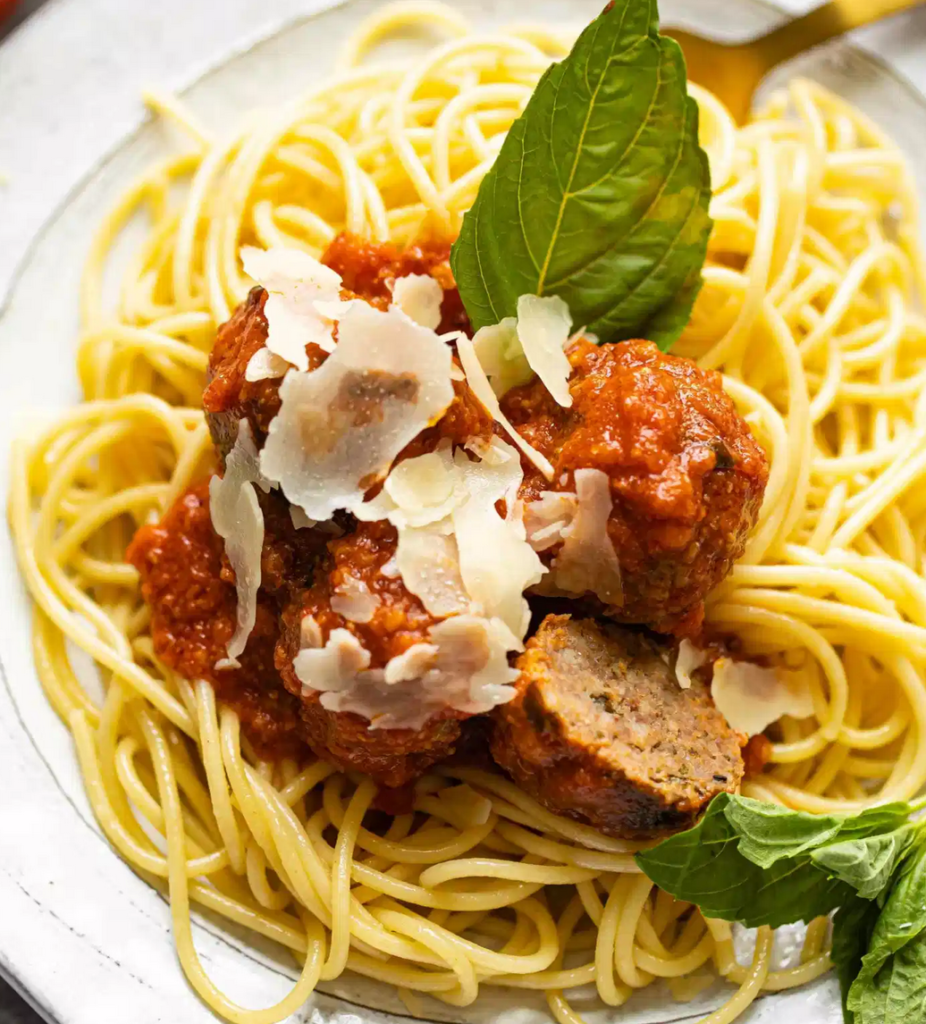 The Best Easy Meatballs Recipe from Butter Be Ready