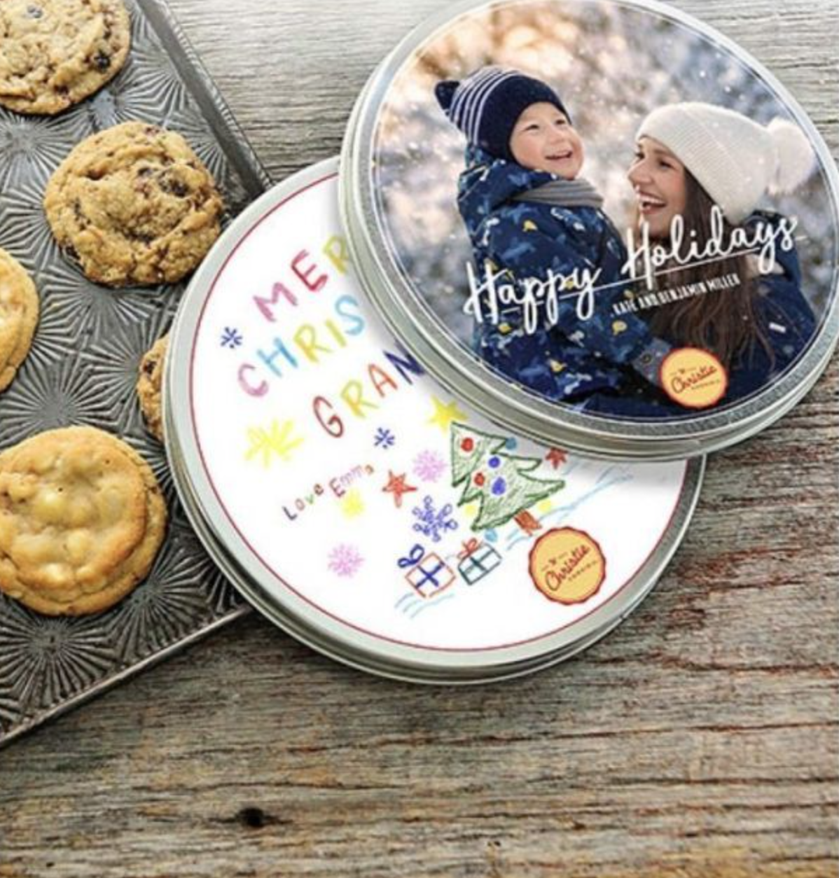 The best mail order cookies from small businesses around the country: Christie Cookies in Nashville