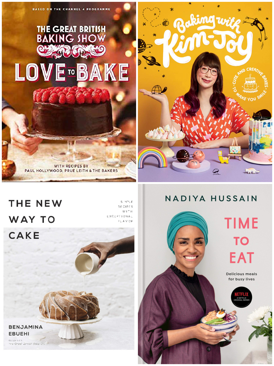 Gifts ideas for the Great British Bake Off fan: Cookbooks from the show's stars