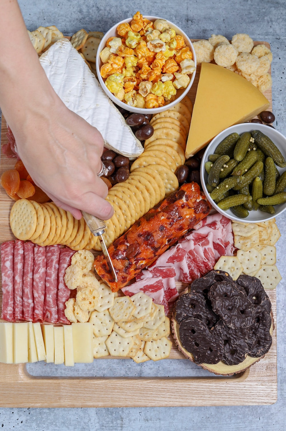 The best new family recipes I discovered in 2020: Charcuterie boards and snack trays make the list
