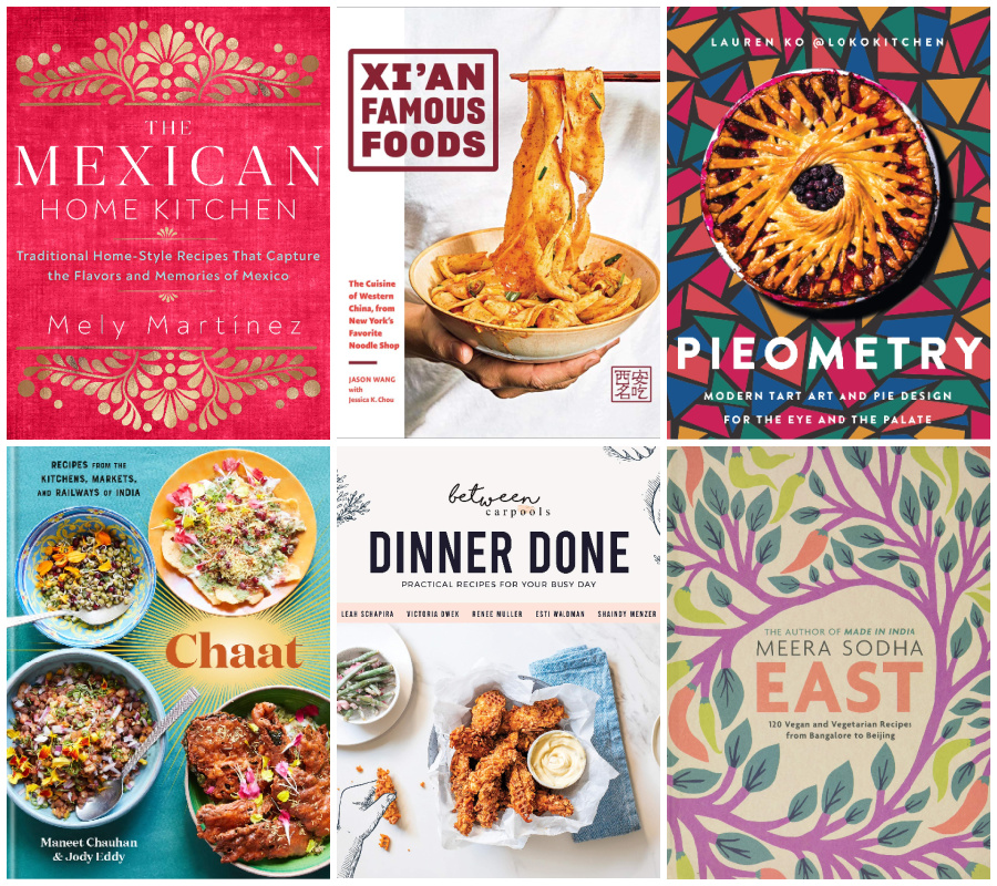 Gift ideas for the home cook: A new cookbook from an indie bookshop