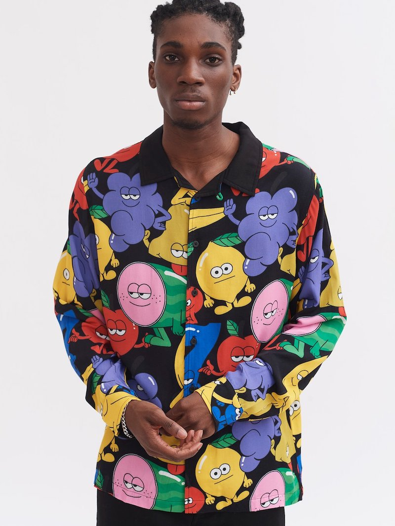 Gift ideas for fans of the Great British Baking Show: A shirt like Noel's! From Lazy Oaf.