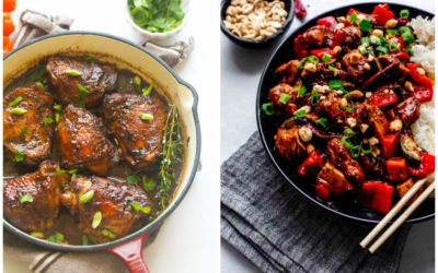 Save time and money with 5 slow cooker dinners under $10 each!   Meal Plan 233