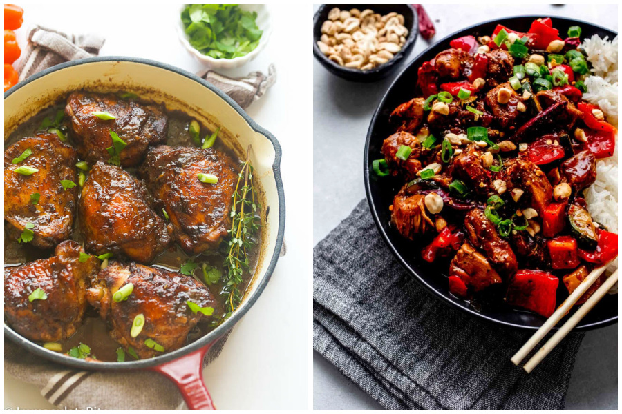 Meal Plan 232: Jerk Chicken at Immaculate Bites and Kung Pao Chicken at Platings and Pairings