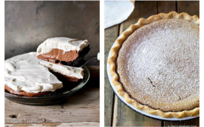 10 of our readers' favorite pie recipes for the holiday season. Move over bread, we're baking pie!