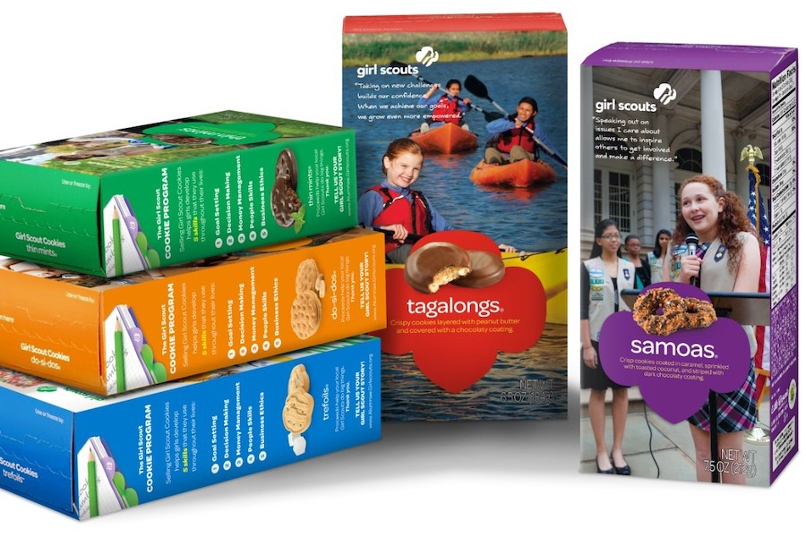 This year, order your Girl Scout cookies from troops struggling with homelessness