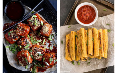 5 satisfying vegetarian meals for families beyond salad. (Really, my kids love these!)