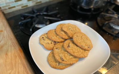 The gluten-free chocolate chip oatmeal cookies that fooled my gluten-loving kids!