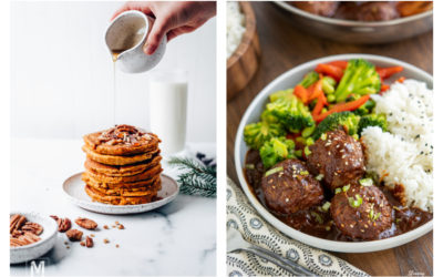 5 delicious family dinners that sneak extra veggies in. Your kids will never even know. | 2021 Meal Plan Ideas #6