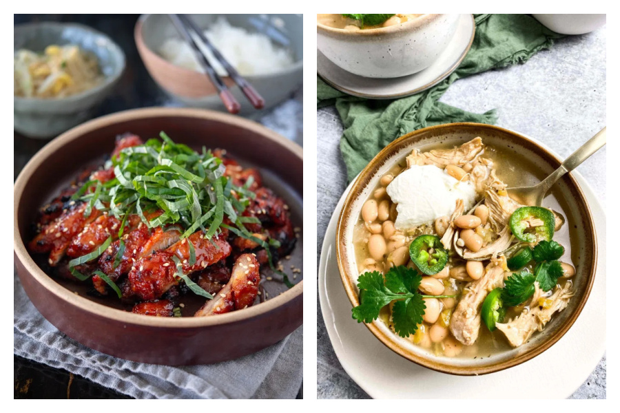 5 delicious prep-ahead dinners that don't feel like leftovers | 2021 Weekly Meal Plan 5