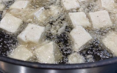 Thanks a lot, TikTok: Trying the crispy tofu recipe