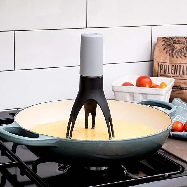 Give her a hand on Mother's Day with this automatic pan stirrer kitchen gift