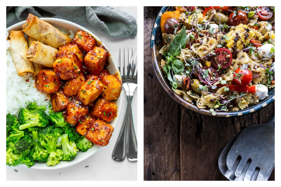 What to cook when you've lost your passion for cooking | 2021 Weekly Meal Plan Ideas #9