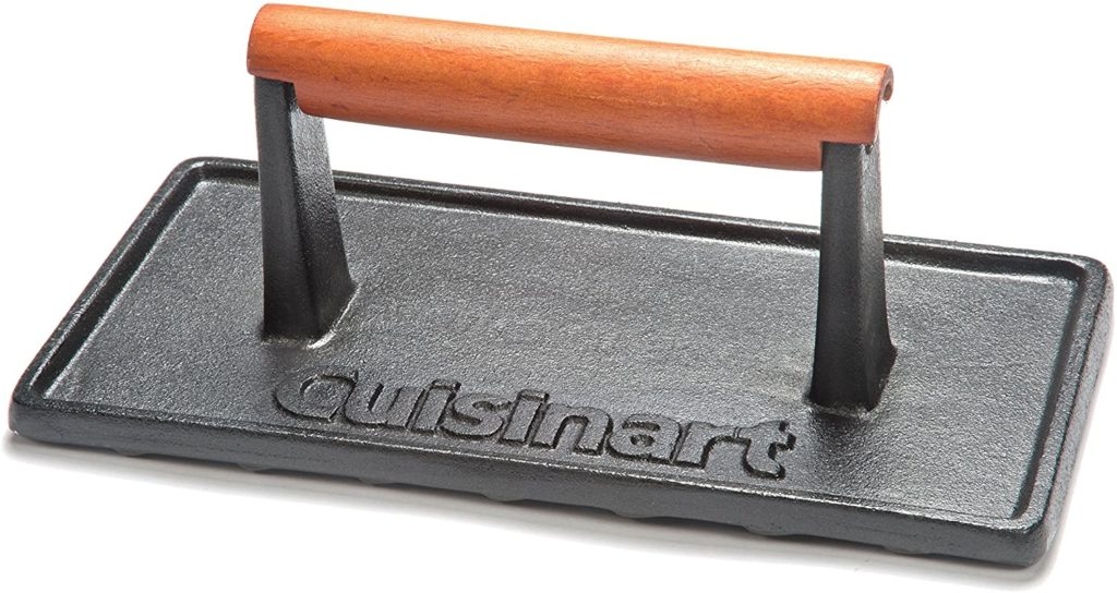 Cuisinart Cast Iron Grill Press