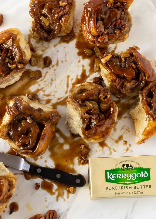 The top supermarket splurge among our Recipe Rescue Facebook group? Kerrygold Butter!