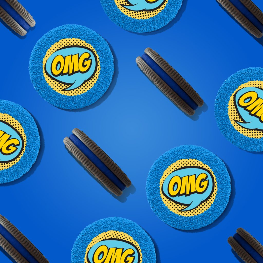 Oreo ID cookies let you customize your message on the front of chocolate-dipped Oreos