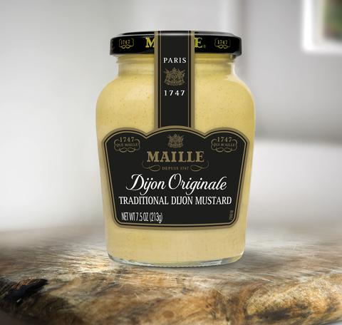 Maille Mustard: One of the products our readers felt was a worthy supermarket splurge