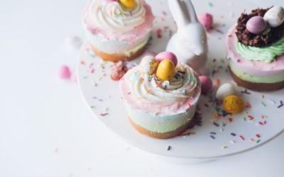 Our favorite last-minute Easter recipes: Brunch, dinner, desserts, and treats of all kinds. Yay treats!