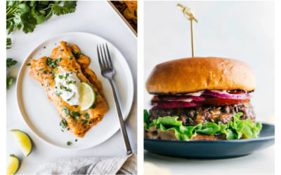 Burgers, enchiladas, and picnic dinners—oh my! | 2021 meal plan ideas #12
