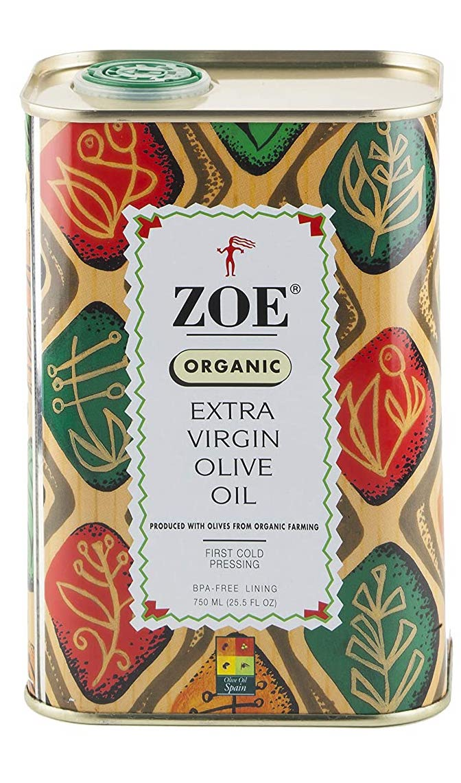 Best supermarket splurges that are worth it: A good olive oil, like Zoe Organic