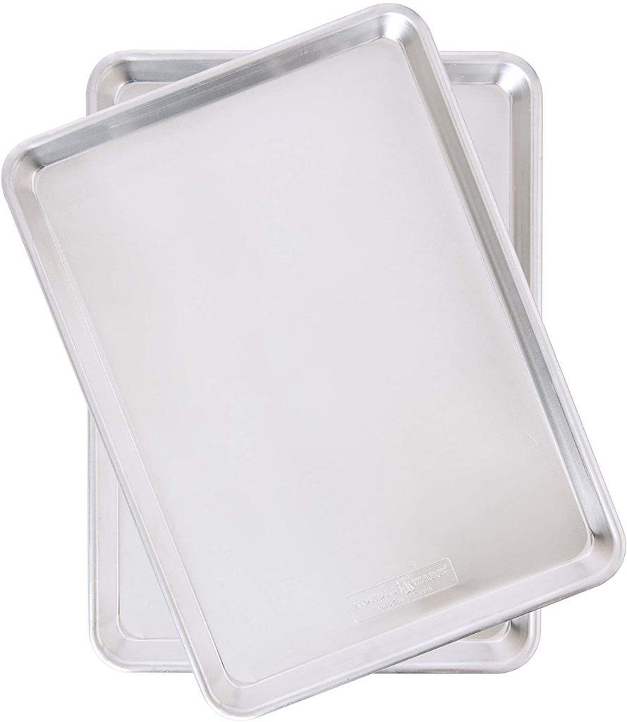 My favorite sheet pan - Nordic Ware Baker's Half Sheet