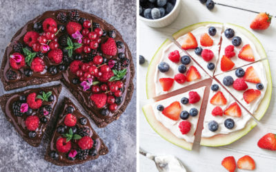 8 tasty dessert pizza recipes to try for max summer entertaining fun