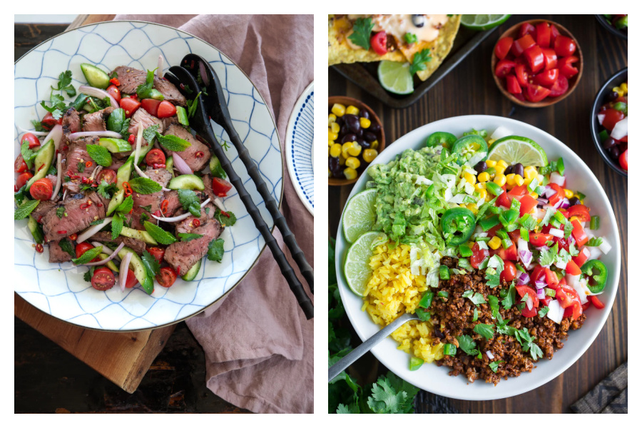 5 bright and flavorful outdoor meals for summer | 2021 Meal plan ideas #17