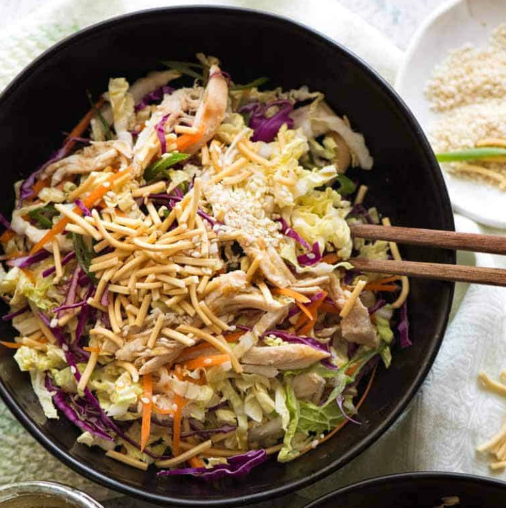 Chinese Chicken Salad from Recipe Tin Eats