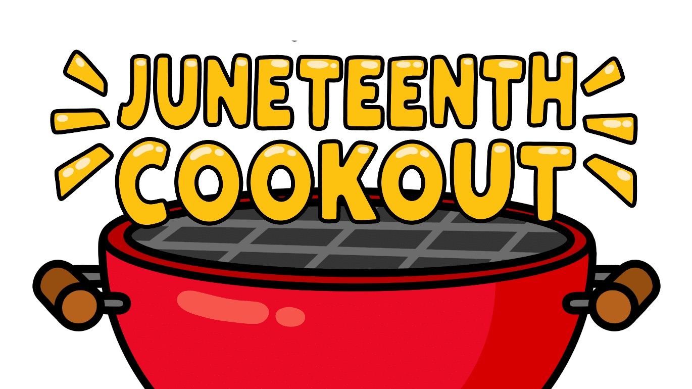 Juneteenth Cookout 2021: Make sure to follow #JuneteenthCookout2021 for all the goodness.